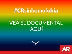 #CRsinhomofobia